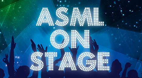 Optreden bij ASML On Stage